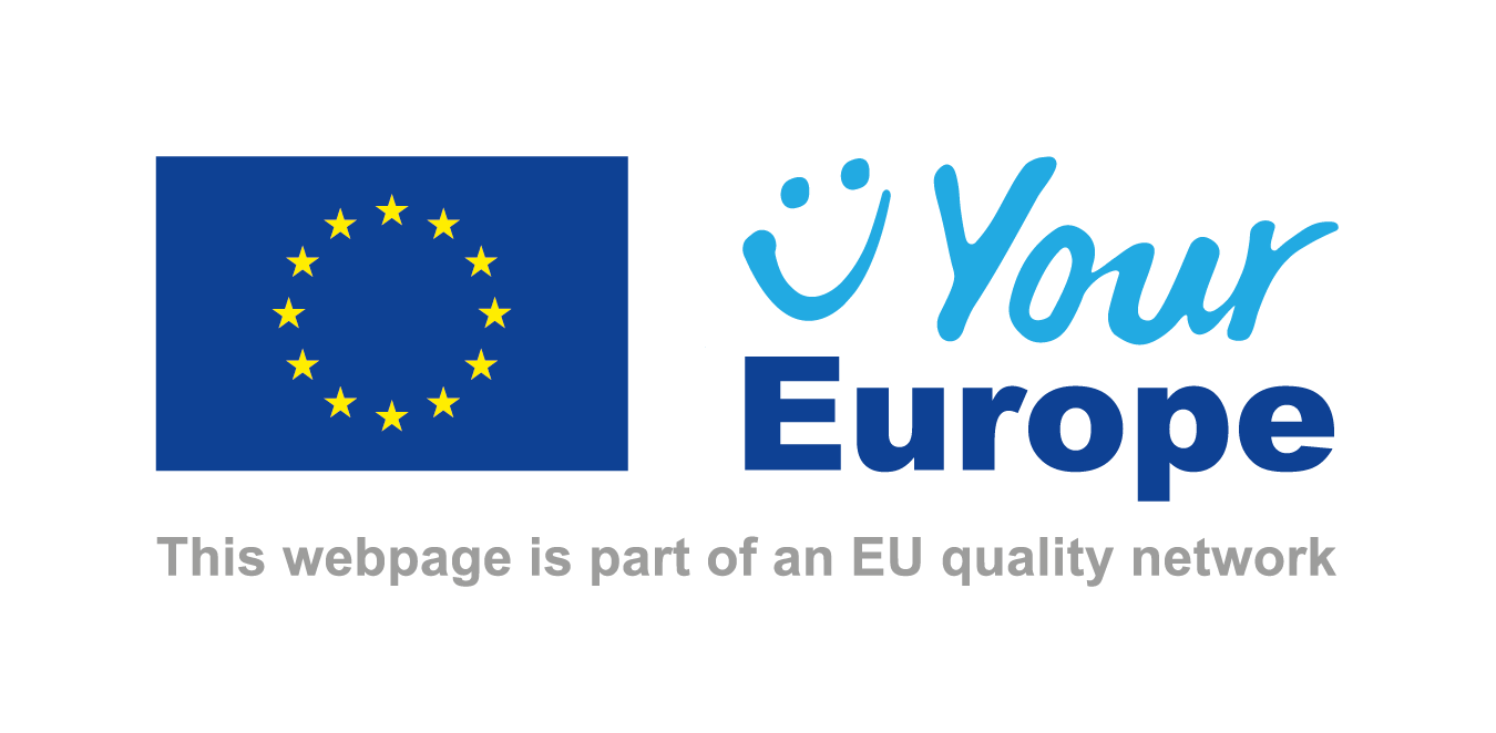 Logotype Your Europe.